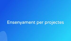 Ensenyament per projectes