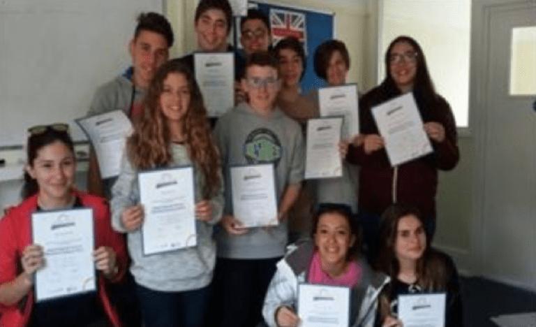 Immersió lingüística a Anglaterra per l'alumnat de 3r. d'ESO